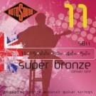 Rotosound SB11 Super Bronze (11-52)