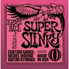 Ernie Ball Super Slinky Electric Guitar Strings 9 to 42