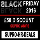 SUPRO - Black Friday 2016