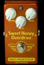 Sweet Honey Overdrive PCB