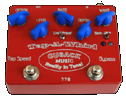 Cusack Tap A Whirl pedal Tremolo