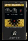 Helicon VoiceTone T1 Dynamic  Vocal and Guitar effects pedal