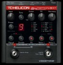 VoiceTone Harmony G-XT Effects for Guitarist
