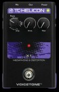 TC Helicon VoiceTone X1 Megaphone and Distortion effects