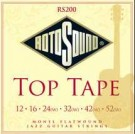 Rotosound Top Tape Flatwound Guitar Strings