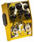 Stone Deaf Trashy Blonde Parametric Amp Filter Distortion Pedal