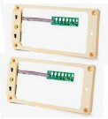 Seymour duncan Triple Shot LP Switching Mounting Ring Set (Cream)