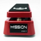 Mission Engineering Volume pedal with tuner out and mute switch VM-1-RD