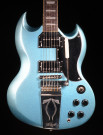 VS6 Reissued - Vibrola Tailpiece (Gun Hill Blue)