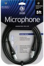 Planet Waves PW-M-05 5ft Custom Microphone Cable