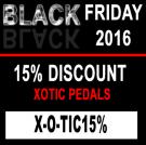Xotic - Black Friday 2016