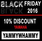Yamaha - Black Friday 2016