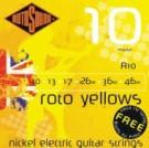 Rotosound R10 Yellow 10-46