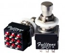 Fulltone 3PDT Foot Switch