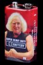 9 Volt vintage style EHX Battery
