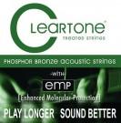 Coated Phosphor Bronze Acoustic Strings 11-52