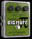 Bass Big Muff Pi Distortion / Sustainer