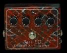 BEQ-PB Bass EQ Preamp Pedal