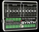 Bass Micro Synthesizer Analog Microsynth