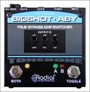 BigShot ABY True-Bypass Switcher