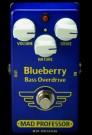Bluesberry Bass Overdrive PCB