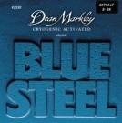 Blue Steel Guitar Strings
