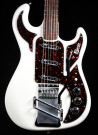 Signature Marvin Guitar White with signed certificate