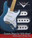 Custom Shop Fat 50s Stratocaster Pickups