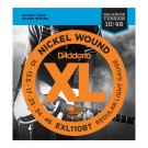 EXL110BT - Nickel Wound, Balanced Tension Regular Light, 10-46
