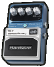 HardWire TR7 Tremolo Rotary Effects
