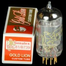 Gold Lion 12AT7/ecc81