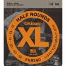 EHR340 Half Rounds Light Top/Heavy Bottom 10-52