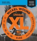 EJ22 Nickel Wound, Jazz Medium, 13-56