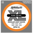 EPN110 XL Pure Nickel (Regular Light 10-45)