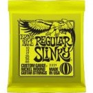 Regular Slinky 2221 Nickel Guitar Strings 10-46