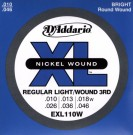 EXL110W Regular Light Wound 3rd 10-46