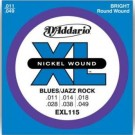 EXL115 Blues/Jazz Electric Guitar Strings 11 - 49