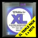 EXL115 BLUES/JAZZ ROCK Triple Packs
