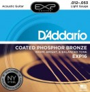 EXP16 -  Coated Phosphor Bronze, Light, 12-53