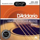 EXP42 Coated Phosphor Bronze, Resophonic, 16-56