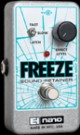 Freeze Sound retainer Effects Pedal