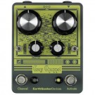 Gray Channel Overdrive Pedal