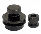 Strap Locks (Pack of 2 Black)
