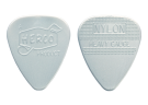 Herco Vintage 66 Picks - Light-Heavy - Silver