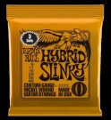 3 Pack Hybrid Slinky Electric Strings (9 - 46)