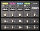 M13 Stompbox Modeller Guitar Multi-Effects Pedal