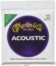 M170 - Bronze Acoustic Strings (Extra Light)