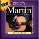 M175 80/20 Bronze Acoustic Guitar Strings 11-52