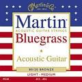 Martin Bluegrass 80/20 Bronze Acoustic 12-56, M240