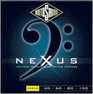 Nexus Bass Strings (Black Polymer Coated)